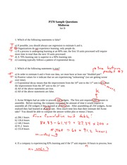 p370 Practice Midterm 2 Solutions