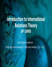 Introduction to International Relations Theory.pptx