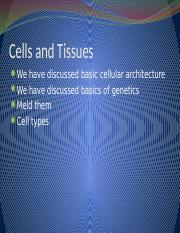 Cells and Tissues.pptx