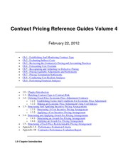 CPRG - V4 - Advanced Issues in Contract Pricing
