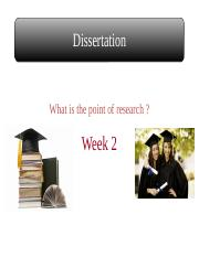 Week 2 Topic 2 What is the point of researchpptx.pptx