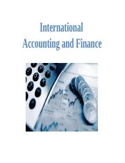 13  MBA 705 International Accounting and Finance.pptx