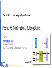 mod06_CombinationalBuildingBlocks