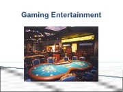 W8-Gaming Entertainment