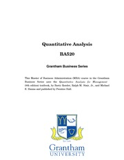 BA520.Quantitative Analysis.version C.050329 (1)