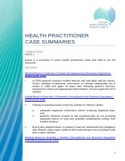 Health-Practitioner-Tribunal-Case-Summaries---1-March-2012.DOC
