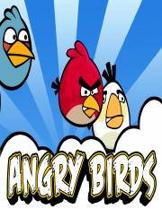 AngryBirds Lesson 3 dialogue review