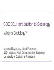 Class 4.3 What is sociology (1).ppt