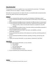 Exam 2 Review Sheet-ACCTG 330.docx