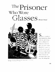 the prisoner who wore glasses by bessie head