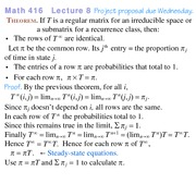 Lecture 8 on Probability and Statistics