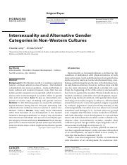 Lang & Kuhnle 2008- Intersexuality and Alternative Gender.pdf