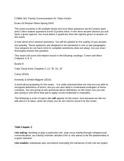 Family_Test_2_Study_Guide