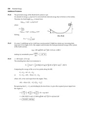 234_Physics ProblemsTechnical Physics