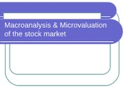 Macroanalysis+and+microvaluation+of+the+stock+market+-+chapter+12