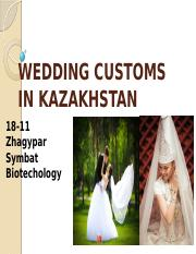 WEDDING CUSTOMS IN KAZAKHSTAN.pptx