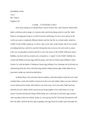 Ready Player One Essay Topics & Writing Assignments