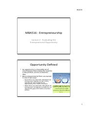 MBA 516 - Lecture 2 Evaluating Opportunity for print ISH 180416.pdf