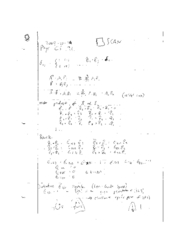 PHYSCS 31 F07 lecture notes: Einstein summation notation + scalar triple product