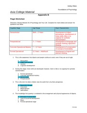 psy211 worksheet Find school size, address, grade levels, type, and student information for ps 136 roy wilkins school, saint albans, new york.