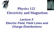 L03_viet_Electric Field_Field Lines and charge distribution