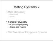 306.26 Spr15 Mating Systems 2
