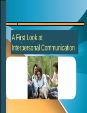 COM.120 01 Concepts in Interpersonal Communication.ppt