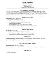 Resume template.doc