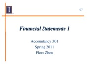 07 Financial Statements 1