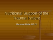 Nutritional_Support_of_the_Trauma_Patient