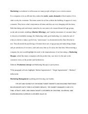 Marketing study guide 1.docx