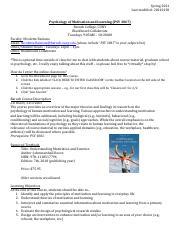 Baruch Academic Calendar 2022.Psy 3181 Syllabus Pdf Intro To I O U2022 Baruch College Cuny U2022 Fall 2019 Psy 3181 Introduction To Psychology T Th 10 45am 12 00pm Baruch College Course Hero