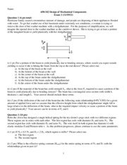Exam 2 Solutions Fall 2012