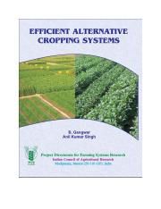 efficient alternative cropping system.docx