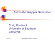 2012-03-19-Wrapper_Generation
