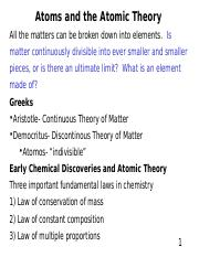 Atomic_Theory_1_APStudentNotes2007.ppt