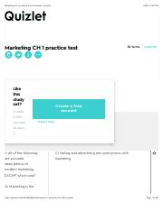 Marketing CH 1 practice test Flashcards | Quizlet.pdf