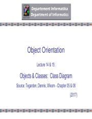 INF271 Objects & Classes - Lectures 14 & 15.pdf