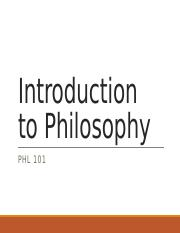 Lecture #7 - PHL 101 - Elective - Cleveland State - Scholastic.pptx