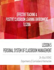 s5_TLS2004_personal system of classroom management_pdf.pdf