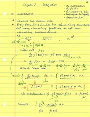 chapter 7 lecture notes 7 work and kinetic energy in this chapter we will introduce the concepts of work and kinetic energy these tools will significantly simplify the manner in which certain problems can be solved.