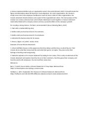 Week 1 - Professional Writing - Mission Statements.docx