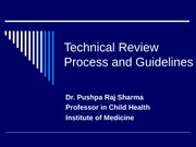 Technical_Review_Process_and_Guide_lines