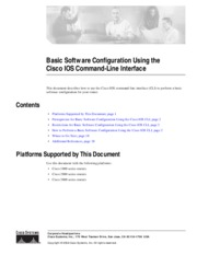Basic_IOS_Config