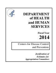 fy-2014-cdc-congressional-justification
