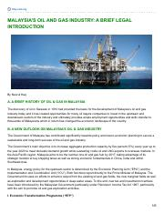 hhq.com.my-MALAYSIAS OIL AND GAS INDUSTRY A BRIEF LEGAL INTRODUCTION.pdf