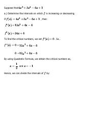 Solution for Chapter 4, 4.3 - Problem 10 - Single Variable Calculus, 6th Edition - eNotes.pdf