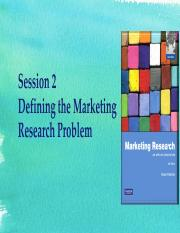 Updated session 2 - Defining research problem.pdf