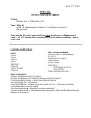 PSYC 455 EXAM 4 REVIEW SHEET (Autosaved).docx