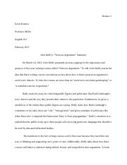 "rex wells title essay glass castle character exploration rex  3 pages john duffy s ""virtuous arguments"" summary"